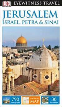 Dk eyewitness travel guide jerusalem, israel and the palestinian territorie
