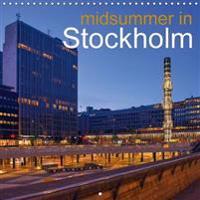 Midsummer in Stockholm 2017