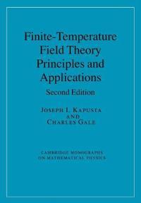 Finite-Temperature Field Theory