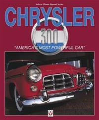 Chrysler 300: America's Most Powerful Car