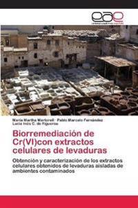 Biorremediacion de Cr(vi)Con Extractos Celulares de Levaduras