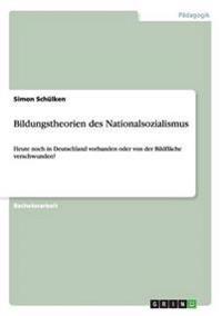Bildungstheorien des Nationalsozialismus