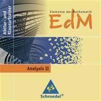 Elemente der Mathematik - Abitur-und Klausurtrainer. CD-ROM Analysis II