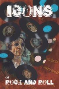 Oribit: Icons of Rock and Roll:Icons of Rock and Rock: Paul McCartney, John Lennon, Kieth Richards, Jimi Hendix, Jim Morrison