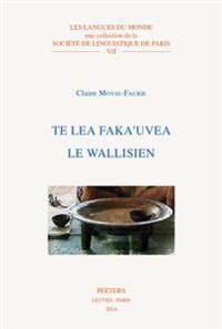 Te Lea Faka'uvea/Le Wallisien