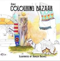 Adult Colouring Bazaar