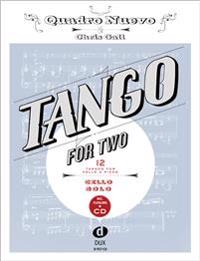 Tango for Two. 12 Tangos for Cello Solo incl. Playalong-CD