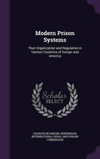 Modern Prison Systems