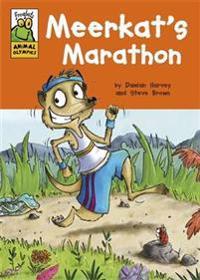 Froglets: animal olympics: meerkats marathon