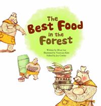 Best food in the forest - picture graphs