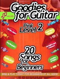 Goodies for Guitar Pink