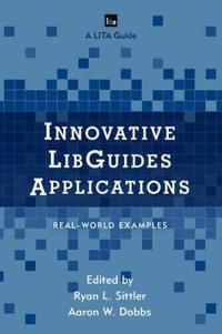 Innovative LibGuides Applications