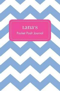 Lana's Pocket Posh Journal, Chevron