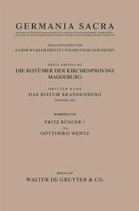 Germania Sacra, Das Bistum Brandenburg. Teil 2