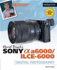 David Busch's Sony Alpha a6000/ILCE-6000