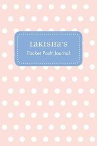 Lakisha's Pocket Posh Journal, Polka Dot