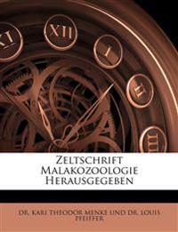 Zeltschrift für Malakozoologie. Siebenter Jahrgang: 1850