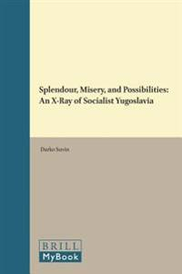 Splendour, Misery, and Possibilities: An X-Ray of Socialist Yugoslavia
