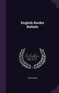 English Border Ballads