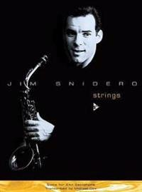 Strings: Solos for Alto Saxophone