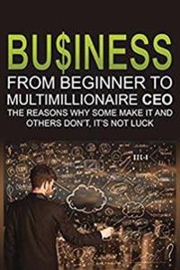 Business: From Beginner to Multimillionaire CEO, the Reasons Why Some Make It an