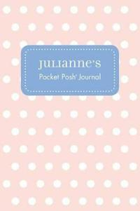 Julianne's Pocket Posh Journal, Polka Dot