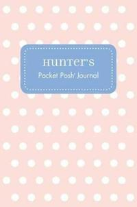 Hunter's Pocket Posh Journal, Polka Dot