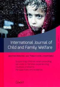 Supporting Children When Providing Services to Families Experiencing Multiple Problems: Perspectives and Evidence
