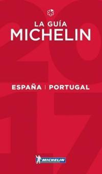 Michelin Guide 2017 Spain/Portugal