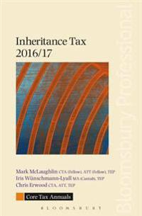 Core Tax Annual - Inheritance Tax 2016/17