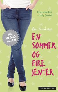 Jenter i jeans; En sommer og fire jenter - Ann Brashares | Ridgeroadrun.org