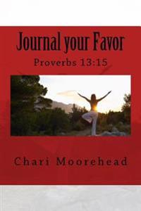 Journal Your Favor