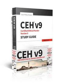 CEH v9: Certified Ethical Hacker Version 9 Kit