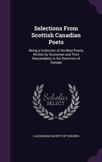 Selections from Scottish Canadian Poets