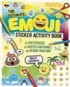 Emoji Sticker Activity Book, the Ultimate