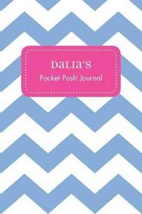 Dalia's Pocket Posh Journal, Chevron
