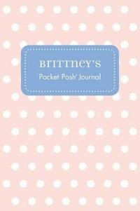 Brittney's Pocket Posh Journal, Polka Dot