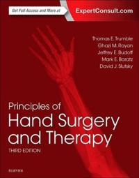 Principles of Hand Surgery and Therapy