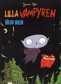 Lilla Vampyren börjar skolan
