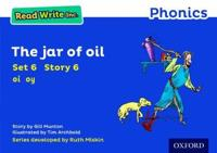 Read Write Inc. Phonics: Blue Set 6 Storybook 6 The Jar of Oil