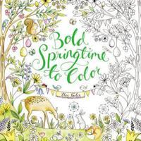 Bold Springtime to Color