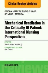 Mechanical Ventilation in the Critically Ill Patient