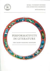 Performativity in Literature