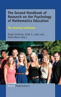 The Second Handbook of Research on the Psychology of Mathematics Education