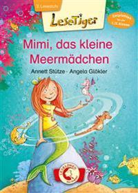 Lesetiger - Mimi, das kleine Meermädchen