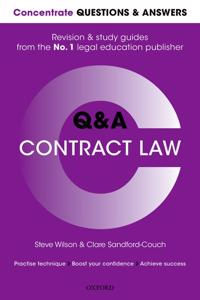 Concentrate questions and answers contract law - law q&a revision and study