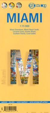 Miami Kirjat Kartta 9783866091511 Adlibris Kirjakauppa