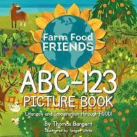 Farmfoodfriends Abc-123 Picture Book