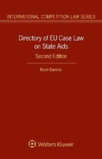 Directory of EU Case Law on State AIDS