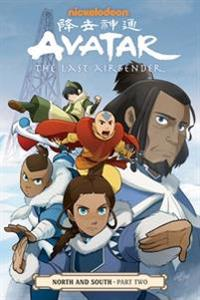 Avatar the Last Airbender North and South 2